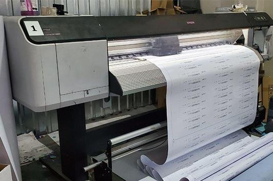 Оборудование для печати Epson.