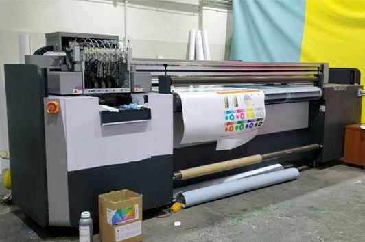 Оборудование для печати Flora XTRA 2000HUV.