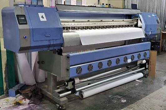 Оборудование для печати Mika.