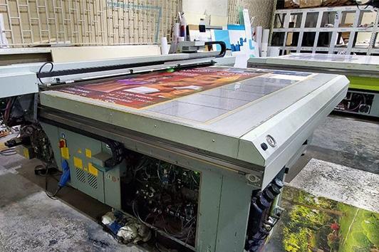 Оборудование для печати OCE mini.