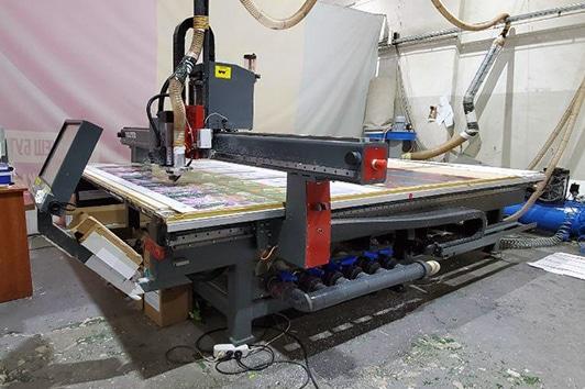 Оборудование для печати volter.